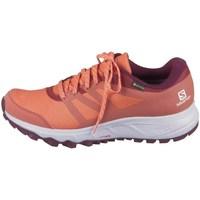 Sko Dame Lave sneakers Salomon Trailster 2 Gtx W Orange