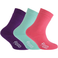 Accessories Pige Sportsstrømper Floso  Pink/Purple/Teal