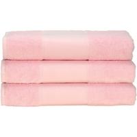 Indretning Håndklæde og badehandske A&r Towels 50 cm x 100 cm Light Pink