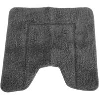 Indretning Tæppe til badeværelset Mayfair 50 x 50 cm BR359 Grey