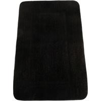 Indretning Tæppe til badeværelset Mayfair 50 x 80 cm BR358 Black