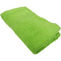 Indretning Håndklæde og badehandske Jassz BC553 Bright Green