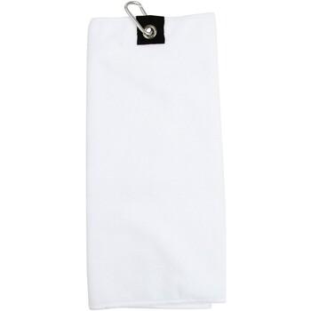 Indretning Håndklæde og badehandske Towel City PC3036 White