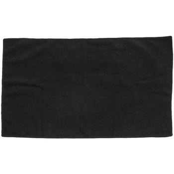 Indretning Håndklæde og badehandske Towel City RW4456 Black