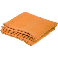 Indretning Håndklæde og badehandske Jassz 30 x 50 cm BC550 Orange