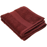 Indretning Håndklæde og badehandske Jassz BC557 Red