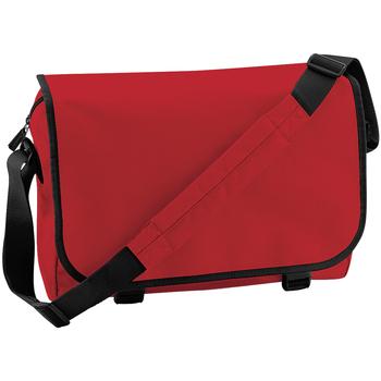 Tasker Dreng Skoletasker Bagbase BG21 Classic Red