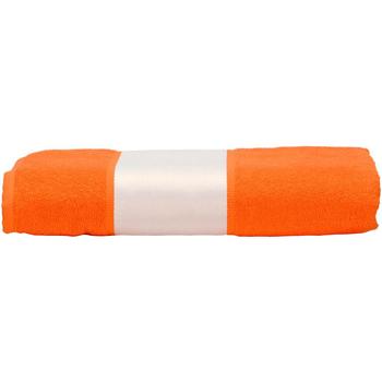 Indretning Håndklæde og badehandske A&r Towels 50 cm x 100 cm Bright Orange