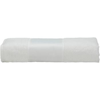 Indretning Håndklæde og badehandske A&r Towels 50 cm x 100 cm White