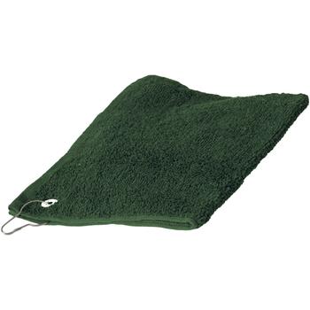 Indretning Håndklæde og badehandske Towel City 30 cm x 50 cm RW1579 Forest
