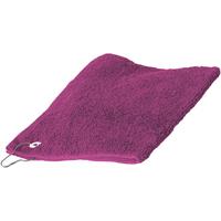 Indretning Håndklæde og badehandske Towel City 30 cm x 50 cm RW1579 Fuchsia