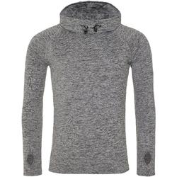 textil Dame Sweatshirts Awdis JC037 Grey Melange