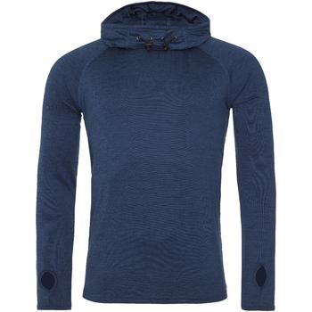textil Dame Sweatshirts Awdis JC037 Navy Melange