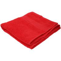 Indretning Håndklæde og badehandske Jassz 50 cm x 100 cm BC551 Red