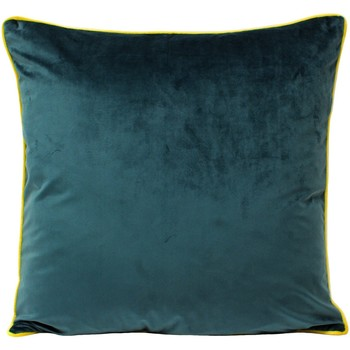 Indretning Pudebetræk Paoletti 55x55cm RV1119 Teal/Yellow