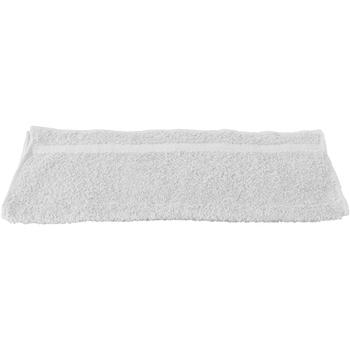 Indretning Håndklæde og badehandske Towel City RW1575 White