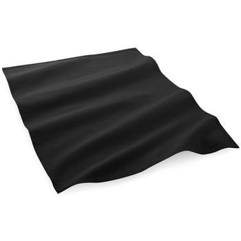 Indretning Håndklæde og badehandske Westford Mill Taille unique Black