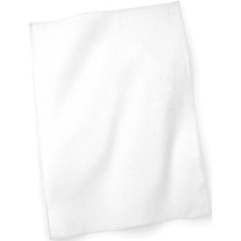 Indretning Håndklæde og badehandske Westford Mill BC1227 White