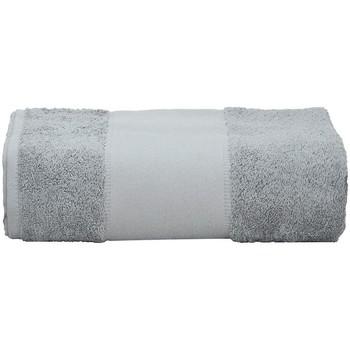 Indretning Håndklæde og badehandske A&r Towels Taille unique Anthracite Grey