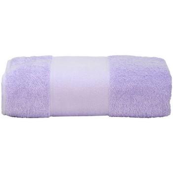Indretning Håndklæde og badehandske A&r Towels Taille unique Light Purple