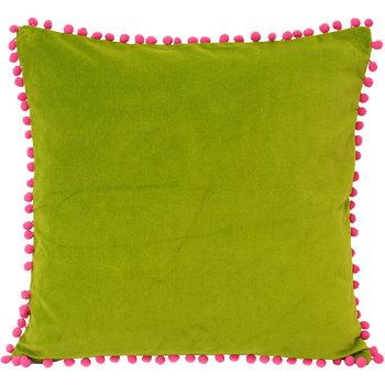 Indretning Pudebetræk Riva Home 45x45cm Green/Fuchsia