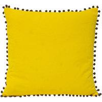 Indretning Pudebetræk Riva Home 45x45cm Yellow/Grey
