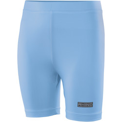 textil Dame Shorts Rhino RH10B Light Blue