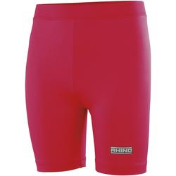 textil Dame Shorts Rhino RH10B Red