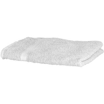 Indretning Håndklæde og badehandske Towel City Taille unique White