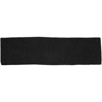 Indretning Håndklæde og badehandske Towel City RW4454 Black