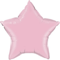 Indretning Festpynt Qualatex Taille unique Pearl Pink