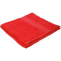 Indretning Håndklæde og badehandske Jassz BC4505 Red