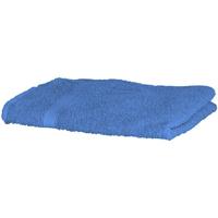 Indretning Håndklæde og badehandske Towel City RW1577 Bright Blue