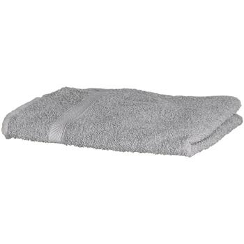 Indretning Håndklæde og badehandske Towel City RW1577 Grey