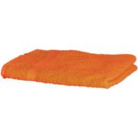 Indretning Håndklæde og badehandske Towel City RW1577 Orange