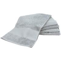 Indretning Håndklæde og badehandske A&r Towels Taille unique Light Grey