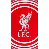 Indretning Strandhåndklæde Liverpool Fc Taille unique Red/White