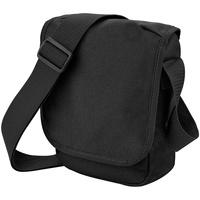 Tasker Dreng Skoletasker Bagbase BG18 Black