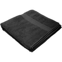 Indretning Håndklæde og badehandske Jassz BC4506 Black