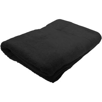 Indretning Håndklæde og badehandske Jassz BC4507 Black