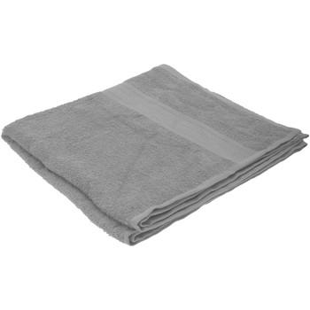 Indretning Håndklæde og badehandske Jassz 70 cm x 140 cm BC552 Grey