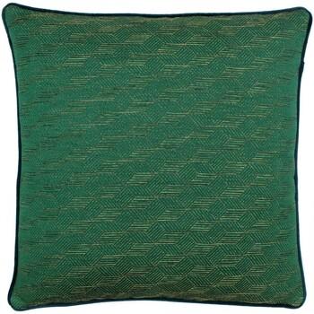 Indretning Pudebetræk Riva Home 50x50cm Emerald/Gold