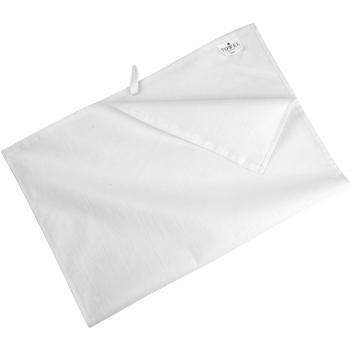 Indretning Viskestykker Towel City RW1583 White