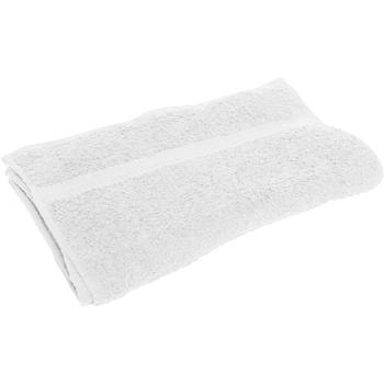 Indretning Håndklæde og badehandske Towel City RW1584 White