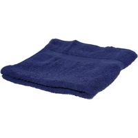 Indretning Håndklæde og badehandske Towel City RW1586 Navy
