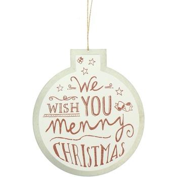 Indretning Julepynt Christmas Shop Taille unique White Wish