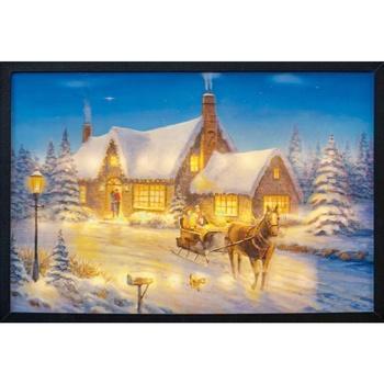 Indretning Julepynt Christmas Shop RW5112 Multi Colour