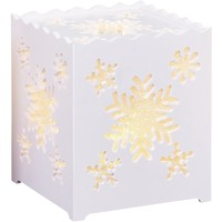 Indretning Bordlamper Christmas Shop RW5860 Snowflake