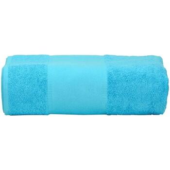 Indretning Håndklæde og badehandske A&r Towels Taille unique Aqua Blue
