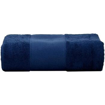Indretning Håndklæde og badehandske A&r Towels Taille unique French Navy